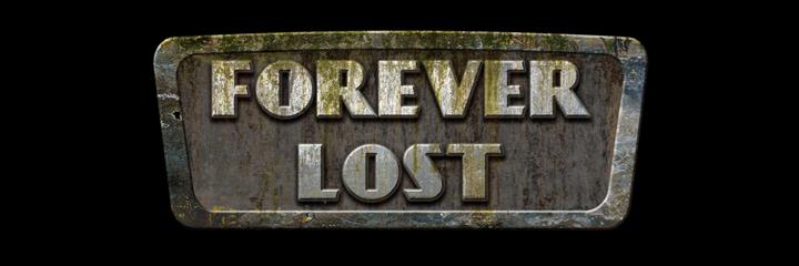 Header - Forever Lost: Episode 1